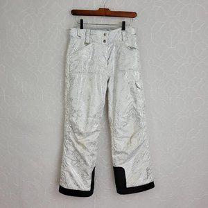 SunIce Jackie Girl White Snow Insulated Ski Pants